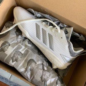 Adidas mens afterburner metal baseball cleats